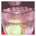 virgin drink in phnom penh - vodka soda