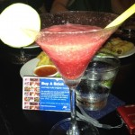 daiquiri at friends restaurant, phnom penh