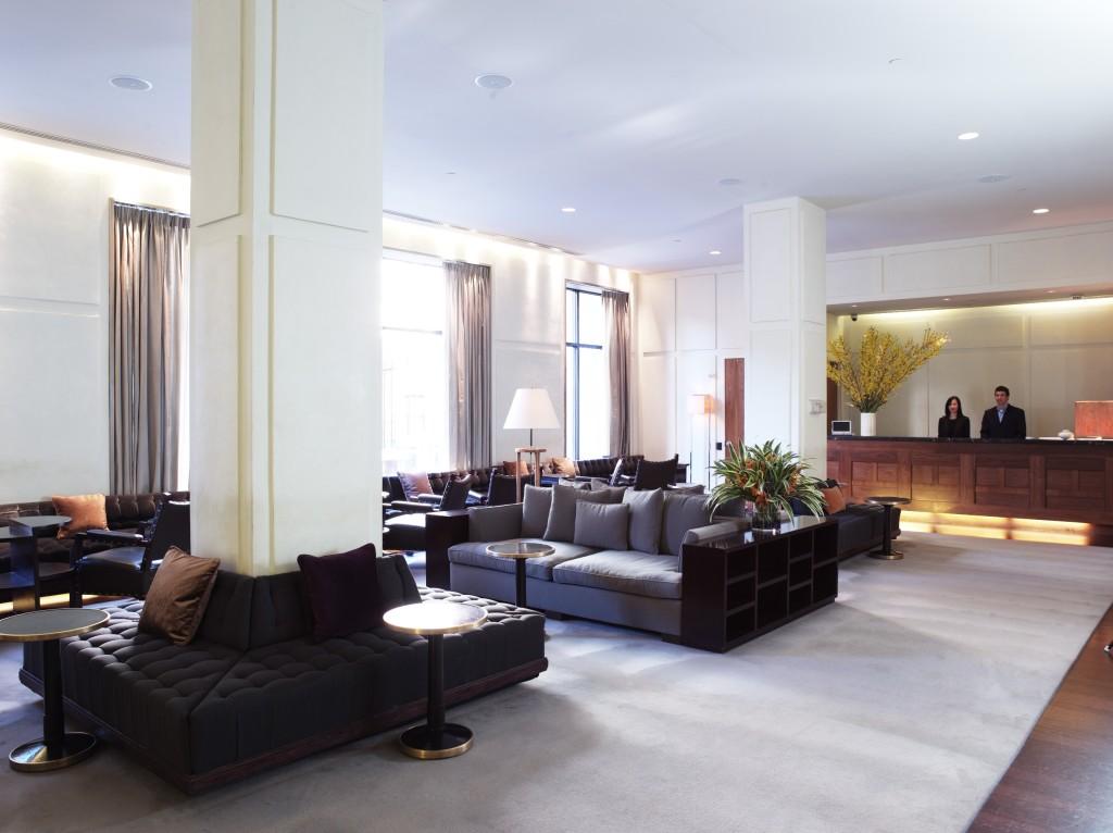 60 Thompson lobby