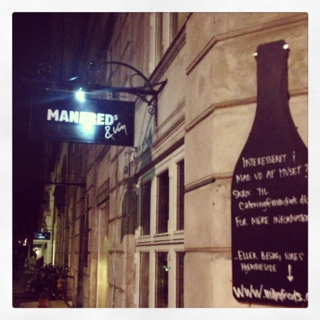 manfreds & vin