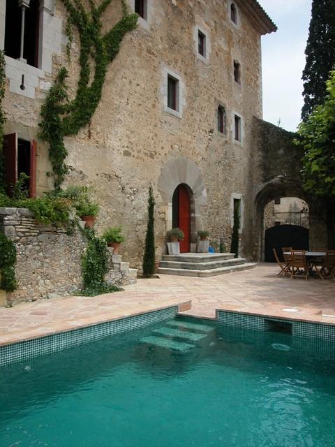 Castell de Rocaberti in Empuriabrava