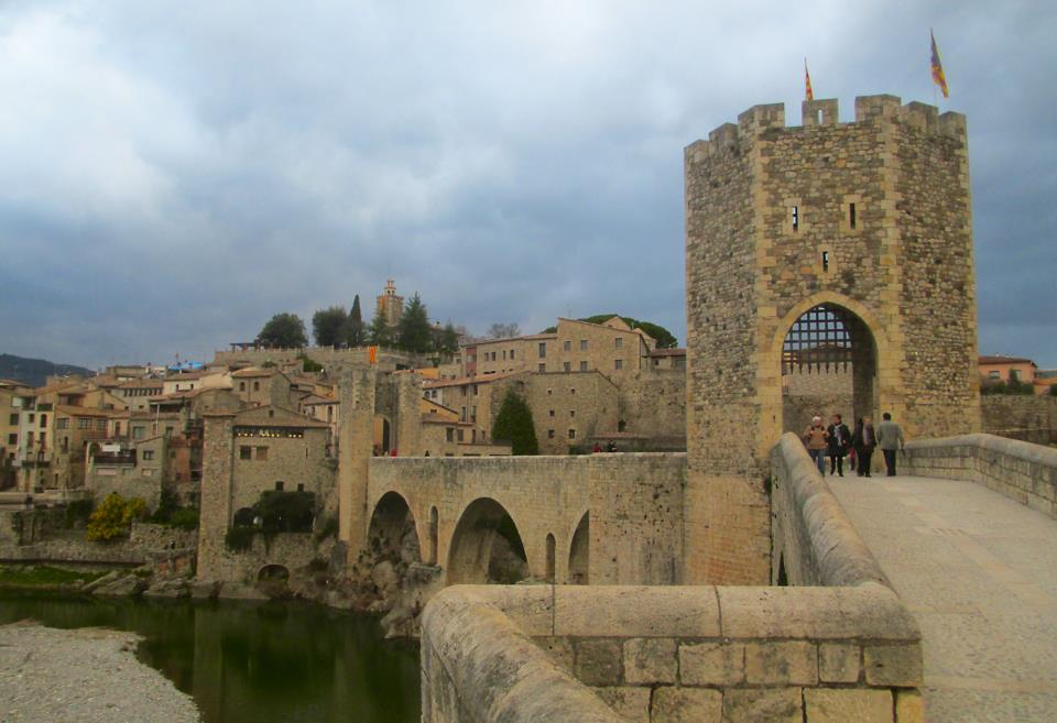 beautiful Besalu! you catch my drift?!