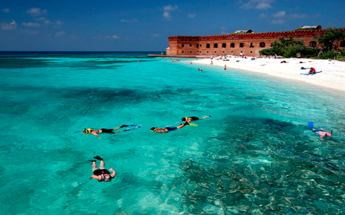 The top 6 florida beaches where in the world is lola for Best clear water beaches in the world