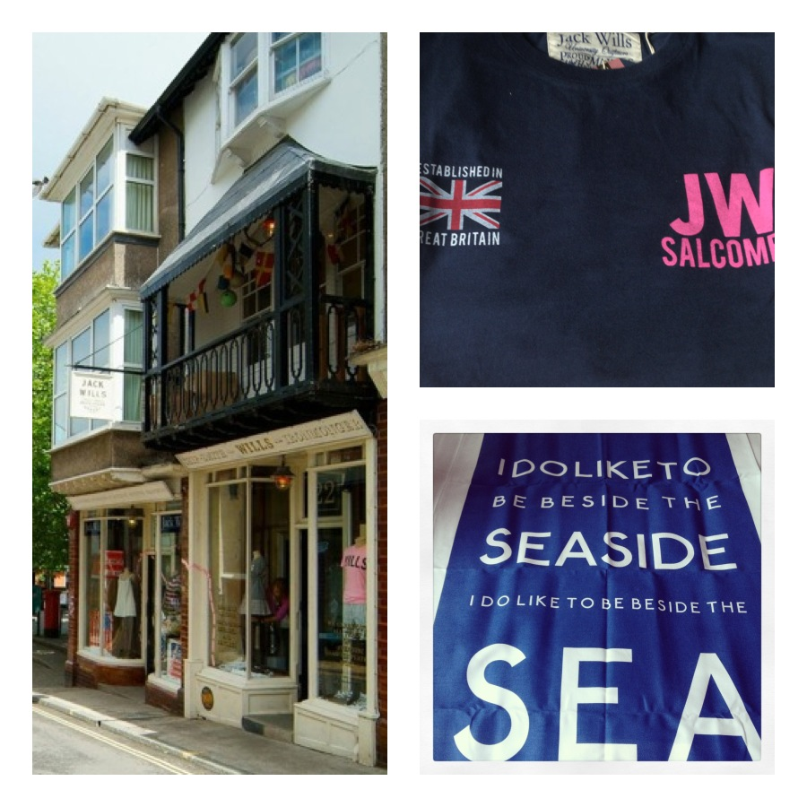 shopping in salcombe