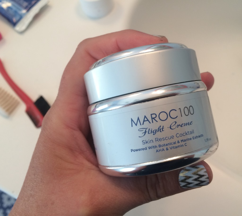 Maroc100 flight cocktail face cream