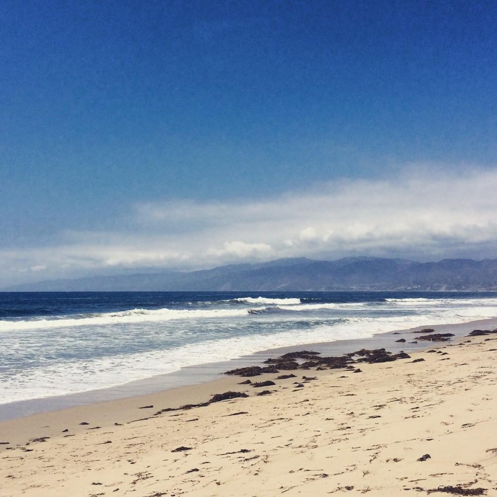 venice beach pacific ocean