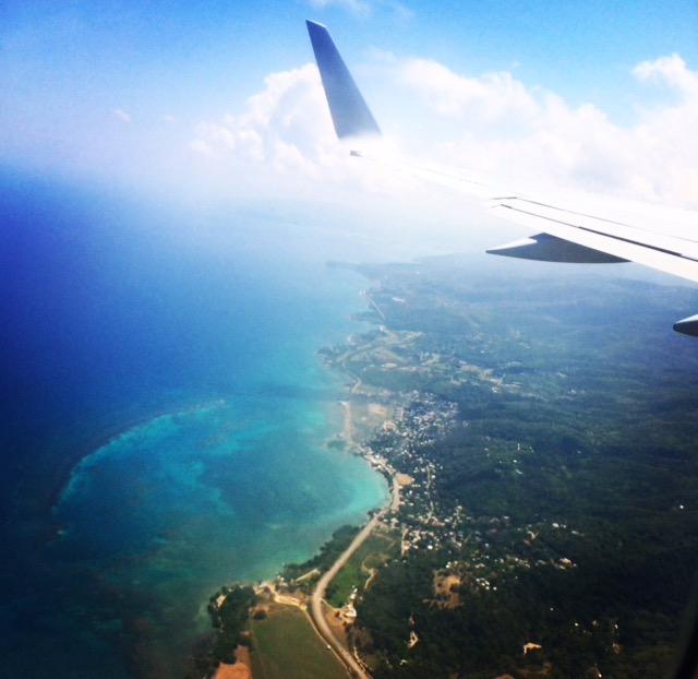 aerial jamaica