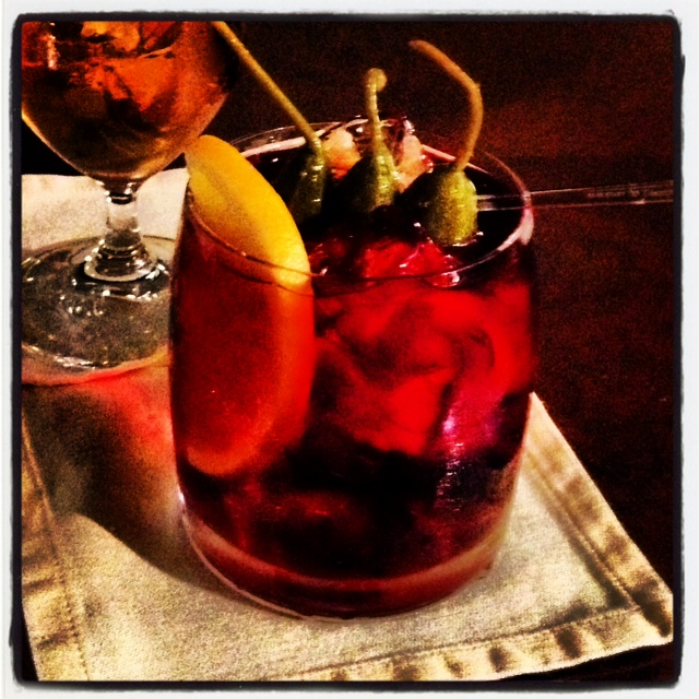 three negroni